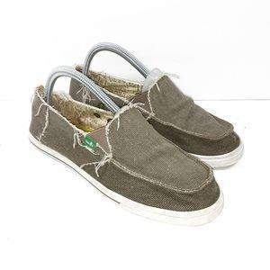 Sanuk Canvas Loafer Women's Sneakers